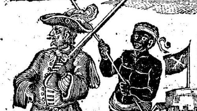 A pesar de no ser tan conocido, Every logró hacerse un hueco en los libros de historia gracias a su principal golpe