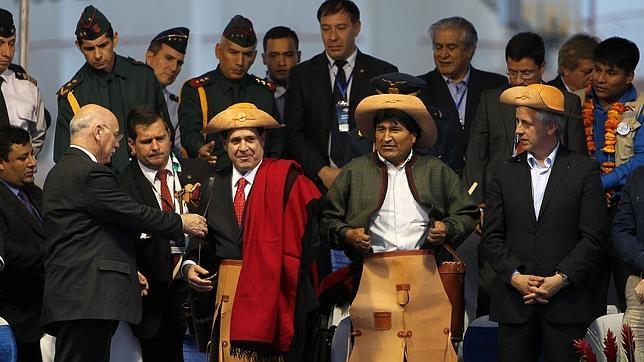 El entorno de Evo Morales, en el punto de mira de EE.UU. por narcotráfico