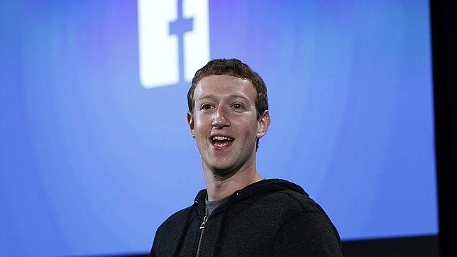 El creador de facebook, Marck Zuckerberg