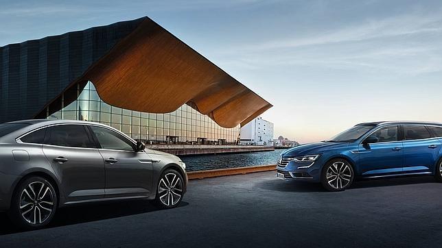 Los dos modelos que presenta Renault en el Salón de Frankfurt
