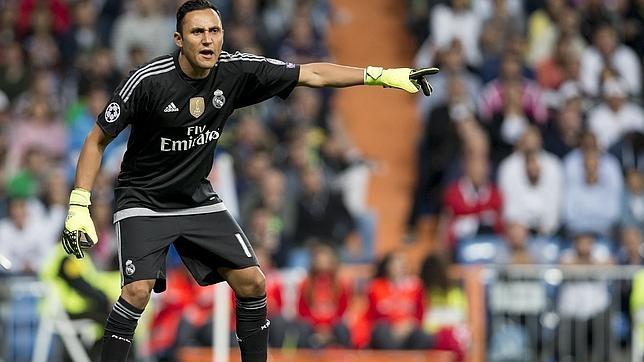 Keylor Navas, el Bernabéu tiene nuevo ídolo