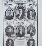 La historia oculta del violinista que murió tocando durante el hundimiento del Titanic