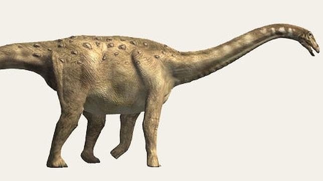 Hallan en Cataluña el resto más reciente de un titanosaurio en Europa Titanosaurio--644x362