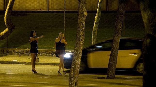 Trabajo legal e ilegal videos porno prostitutas calle