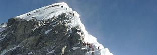 El cruel tributo del Everest