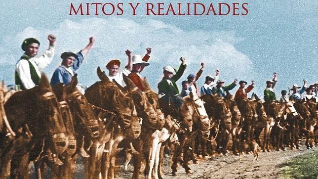 Detalle de la portada del libro «La Historia que no nos contaron. Mitos y realidades», de José María Carrascal