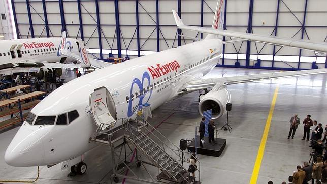 Air Europa volará a Bogotá en 2016