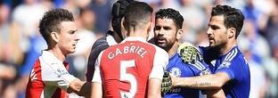 Diego Costa se enfrenta a una suspensión de tres partidos