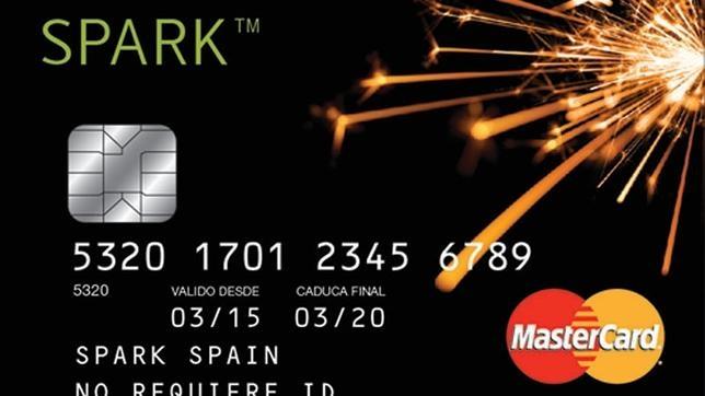 Spark no está asociada a ninguna cuenta bancaria