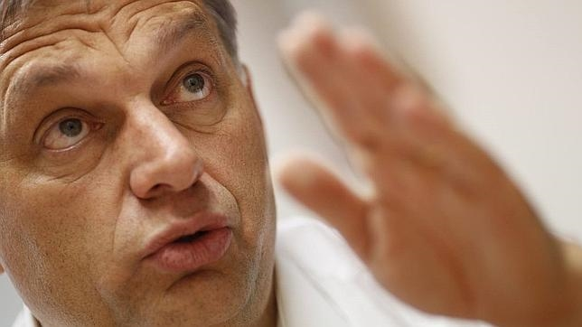 El primer ministro húngaro, Viktor Orban