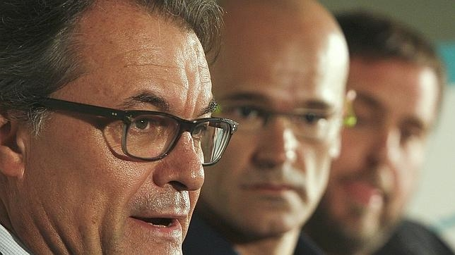 La patronal bancaria ya ha alertado de los riesgos de una Cataluña independiente