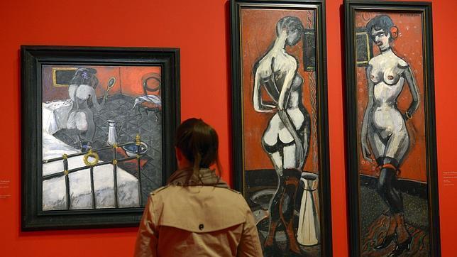 prostitutas en rubi pinturas prostitutas