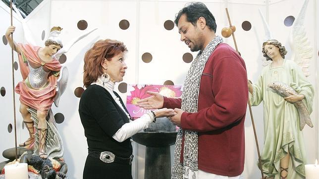 El astrólogo hindú, Vishal Crishna Sharma