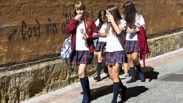 d6665bbc631c8 El colegio de León con el uniforme más estiloso del mundo