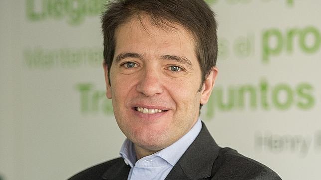 Óscar Martín, consejero delegado de Ecoembes