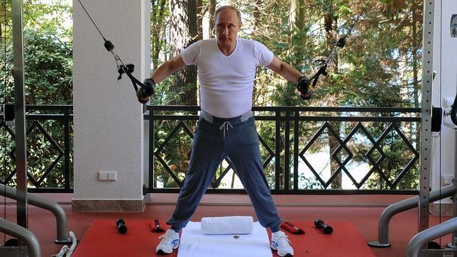 El presidente ruso, Vladimir Putin, en una imagen de archivo