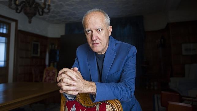 Juan Uslé, artista invitado este año en Estampa