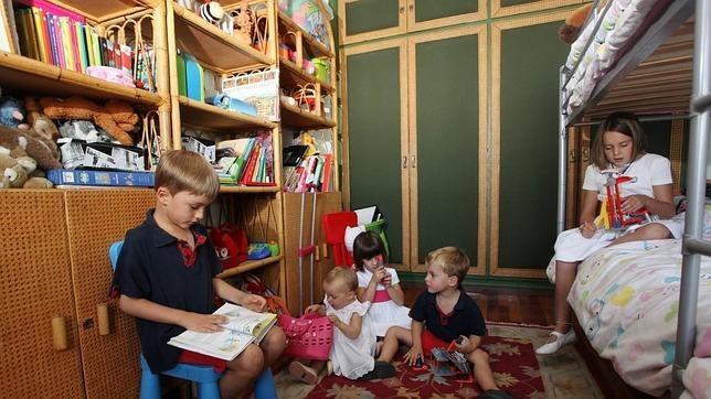 Llega a madrid el ii sal n nacional de familias numerosas - Casas para familias numerosas ...
