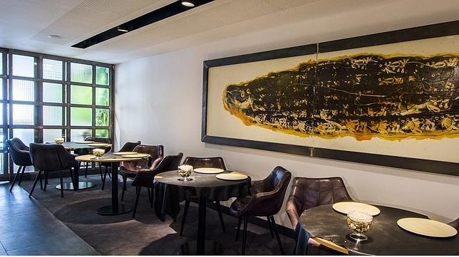 Diez restaurantes para bolsillos abultados en madrid - Restaurante sergi arola madrid ...