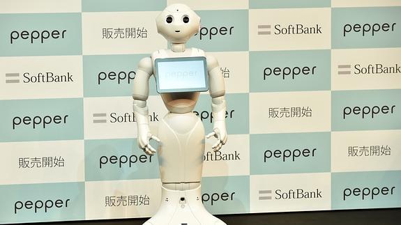 Pepper: el robot al que no le gusta el sexo
