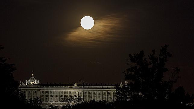 Instrucciones para ver el eclipse total de superluna esta noche