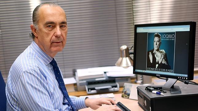 Luis Alberto de Cuenca en una imagen de archivo