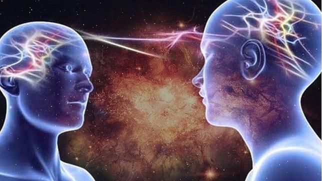 Resultado de imagen de Experimentos sobre la telepatía