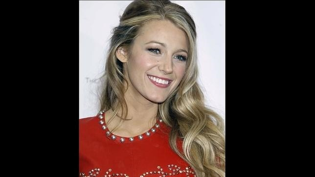La actriz, Blake Lively