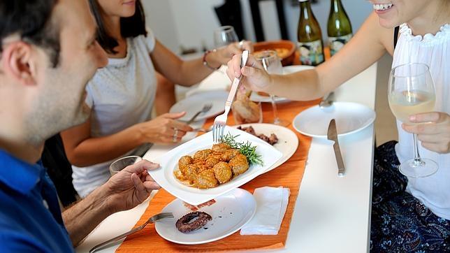 La empresa ofrece experiencias gastronómicas caseras