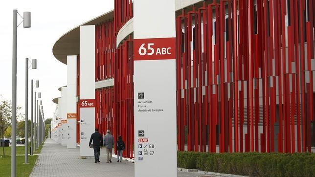 La aventura de la expo de zaragoza de 2008 suma ya m s de for Bankia oficinas zaragoza