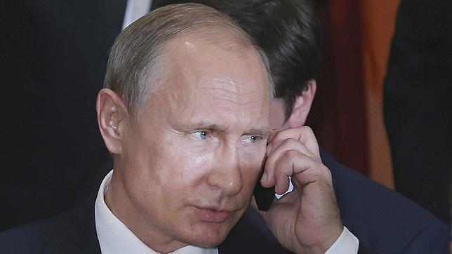 El presidente ruso, Vladímir Putin, en la asamblea general de la ONU