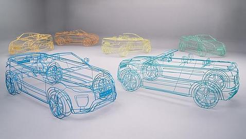 Se inicia la cuenta atrás para el Range Rover Evoque Convertible