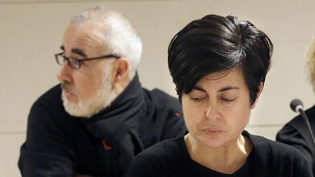 Rosario Porto y Alfonso Basterra, padres de Asunta y acusados de su muerte
