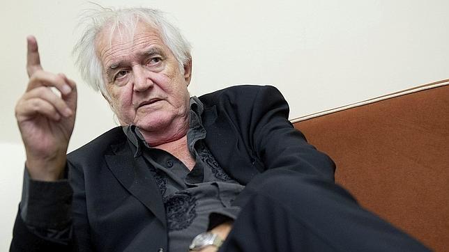 El escritor sueco Henning Mankell, en una fotografía tomada en noviembre de 2013