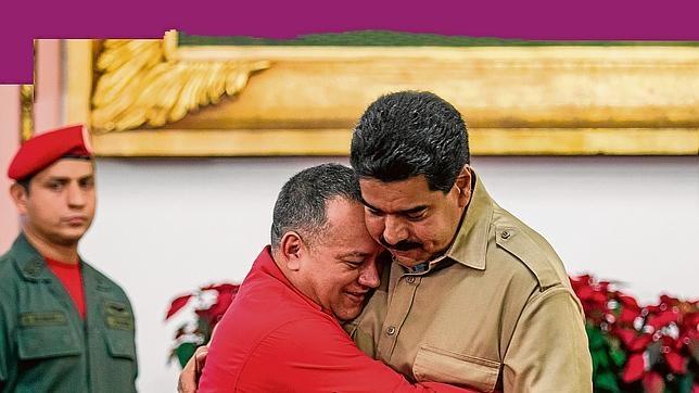 Diosdado Cabello, número dos de Nicolás Maduro