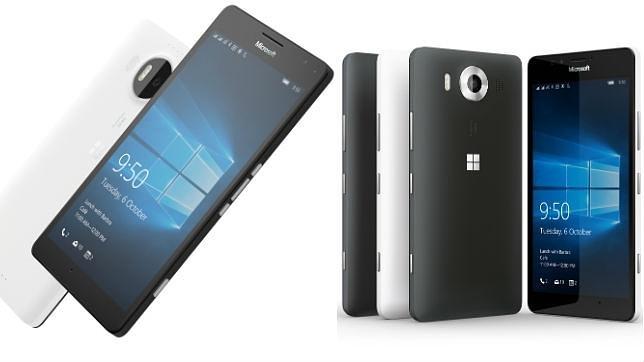 Lumia 950 y 950 XL, los dos nuevos «buques insignia» de Microsoft
