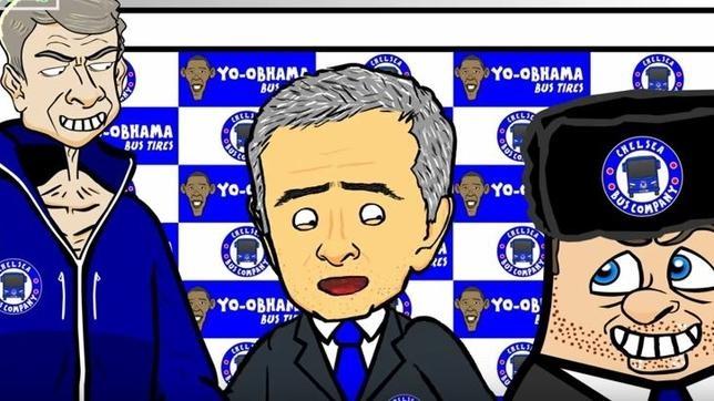 La parodia de Mourinho que arrasa en las redes