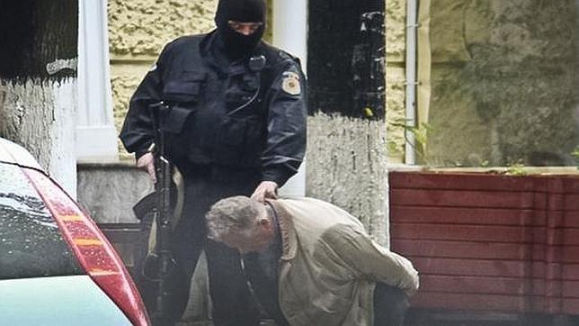 La policía moldava frustra el intento de venta de una bomba de uranio
