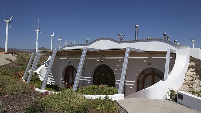 El iter dise a soluciones fotovoltaicas alternativas para nuevos edificios - Casas bioclimaticas iter ...