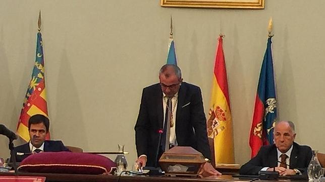 Darío Campos, nuevo presidente de la Diputación de Lugo