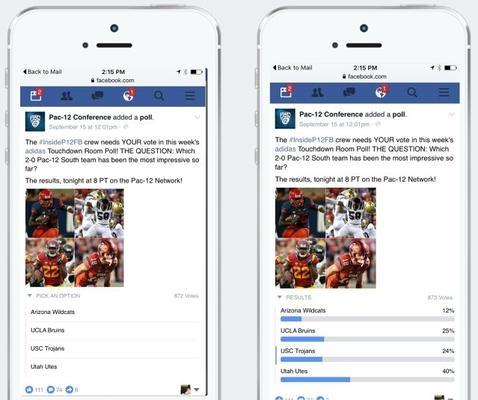Facebook también quiere controlarte mientras ves la televisión