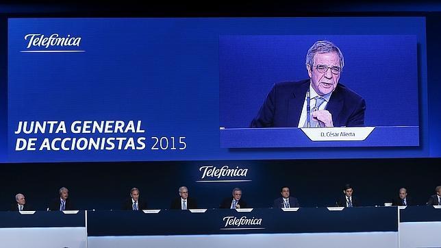 César Alierta ha sido elegido el mejor gestor de España