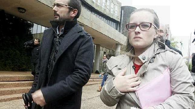 Los padres de Andrea: «Se ha ido en paz y con tranquilidad y sin sufrir»