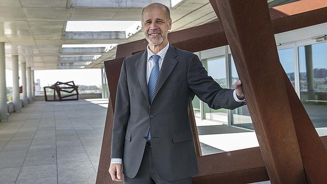 José Domínguez, presidente de Abengoa