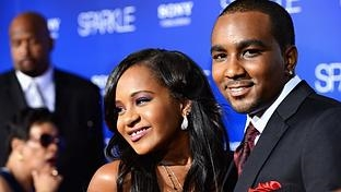 Bobbi Kristina Brown con Nick Gordon