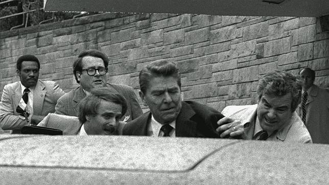 Muere el agente del Servicio Secreto que le salvó la vida a Ronald Reagan