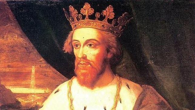 Retrato de Jaime I, procedente de la galería del antiguo Palacio Real de Valencia