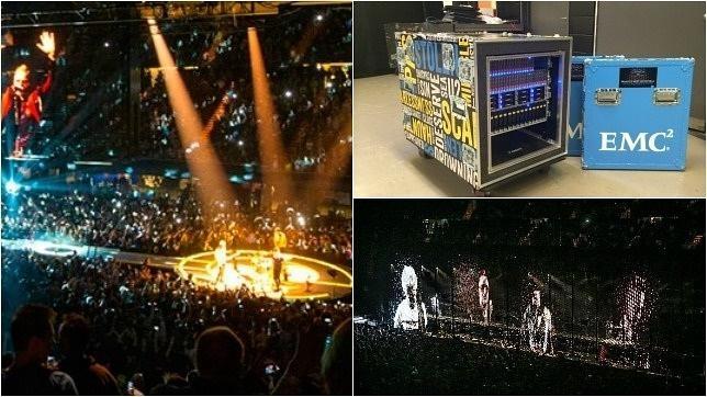 U2. Cuando la tecnología es el quinto beatle