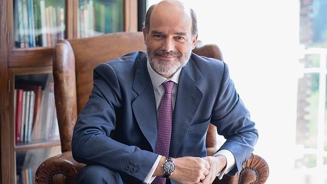 El presidente de Elite Business Club, Iñigo Manso