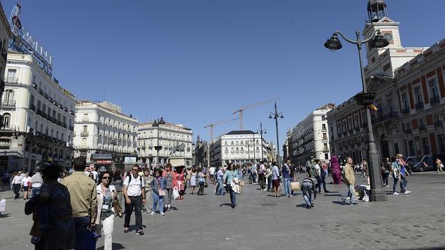 La operaci n canalejas har regresar los autobuses a sol for Puerta del sol hoy en directo